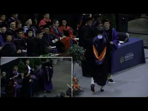 University of Virginia School of Law 2015 Commencement