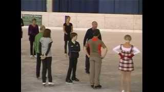 Viennese Waltz - Jimmy Young Ice Dance Course Garmisch-Partenkirchen 2013