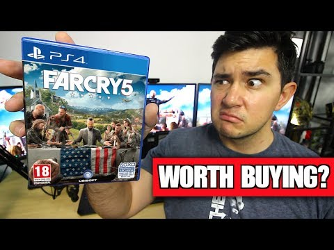 Is FAR CRY 5 Worth Buying??