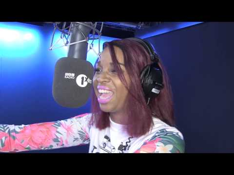 Lady Chann Freestyle (The Toddla T Show)