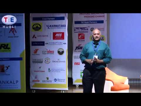 TiECon Hubli 2014 - From SME to Global Corporations Rising to Challenge By Anand Deshpande