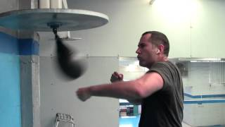 Speed Bag Work Out