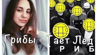 Грибы - Тает Лёд (cover. Маша Суббота)