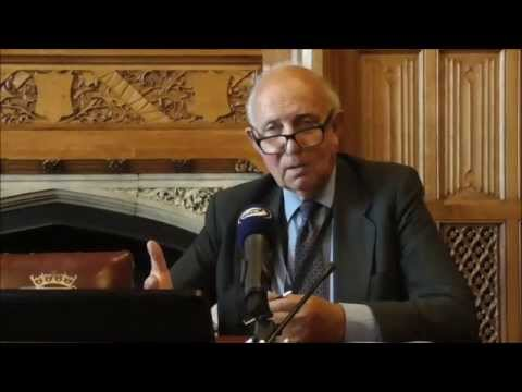 """Lord Hannay - """"What chances for a Cyprus settlement now?"""""""