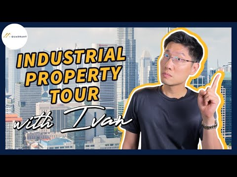 Touring Industrial Properties in Singapore | Industrial Property Investment | Property Investment