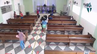#20 - Culto Online | Rev. Robson Ramalho