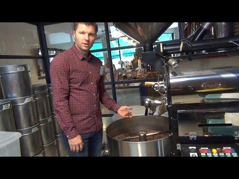 D.Origen Coffee Roasters, Albir. Documentary about Coffee.