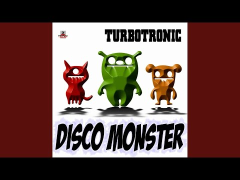Disco Monster (Extended Mix)