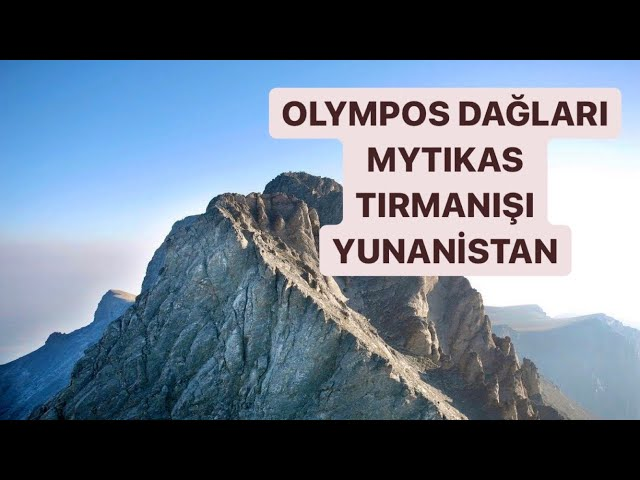 Mount Olympos Climbing, Greece (with English subtitles) / Olympos Dağı Tırmanışı, Yunanistan
