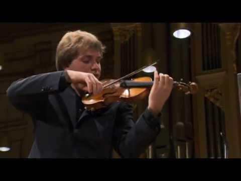 Valeriy Sokolov - Tchaikovsky & Bartok Violin Concertos