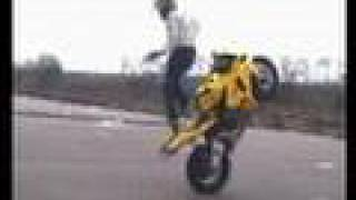 Rus-eXtrem stuntman of the best ones of the world