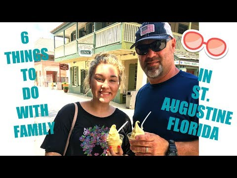 ST AUGUSTINE DAY TRIP | FAMILY ADVENTURE  | THE HOW TO GURU