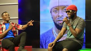 Eddy Kenzo Live On NTV - Made In Africa Media Tour Uganda