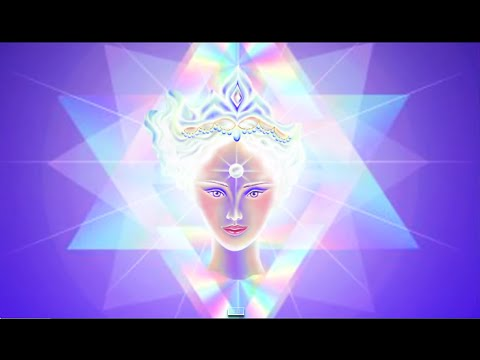 Guided Meditation: AEOLIAH: ARCHANGEL MEDITATION   Music from Realms of Grace HD