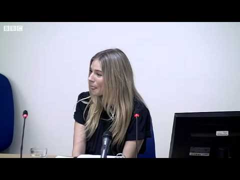 Leveson Inquiry: Sienna Miller 'Spat At' By Paparazzi