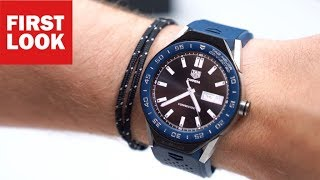 TAG Heuer Connected Modular: Luxus-Uhr im Check