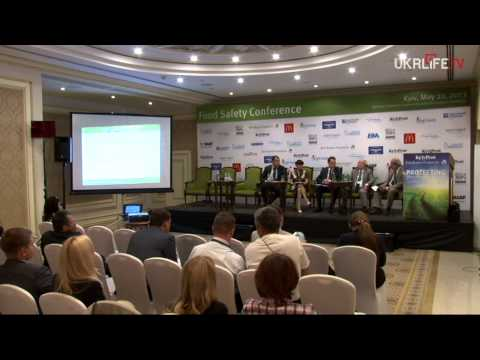 """Kyiv Post + EEF Conference: """"Protecting Ukraine's Food Supply: Quantity, Quality, Safety"""", Panel 2"""