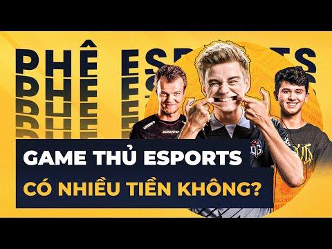 GAME THỦ THÌ CÓ TIỀN THƯỞNG CAO ĐẾN THẾ NÀO? | Phê Esports #24