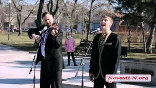 Видео Новости-N: Митинг посвященный 201-й годовщине со Дня рождения Тараса Шевченко