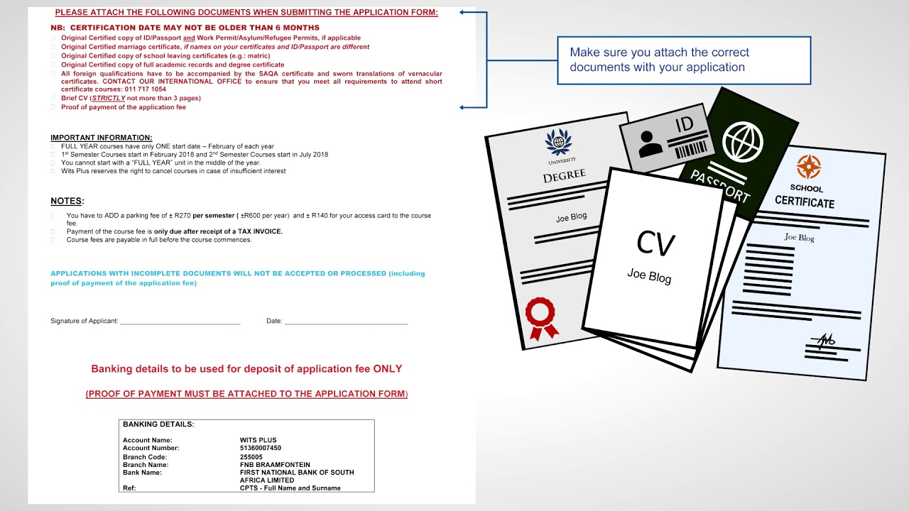 How to apply for a short course at wits plus the centre for part how to apply for a short course at wits plus the centre for part time studies xflitez Images
