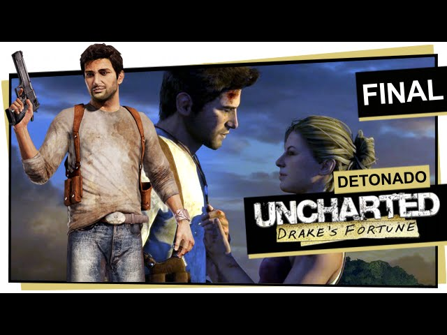 Uncharted #22 (Final) - Confronto / Uncharted: Drake\'s Fortune (Português)