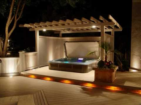 low voltage outdoor lighting kansas city landscape decks youtube