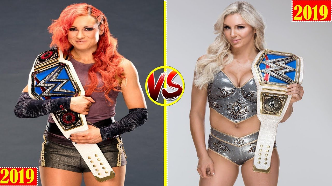 Download CHARLOTTE FLAIR VS BECKY LYNCH Transformation 2019 || WWE Then and Now