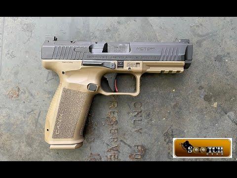 Download New Canik METE Gun Review