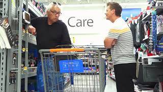 Farting on People of Walmart with THE POOTER - Best Fart Toy