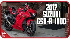 2017 Suzuki GSX-R 1000 | First Ride
