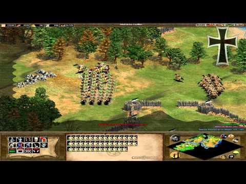 """Age of Empires II: The Conquerors - Atila el Huno Misión 1: """"El Azote de Dios"""" (Parte 2)"""