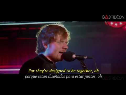Ed Sheeran - Afire Love (Sub Español + Lyrics)