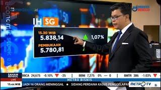 Download Video Indeks Saham RI Melejit Saat Indeks Asia Jatuh ! IHSG Bergerak di Zona Hijau Jelang Penutupan MP3 3GP MP4