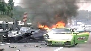 IDIOT DRIVERS Caught on Dashcam! Best of Ultimate Retarded Drivers Fails JUNE 2017