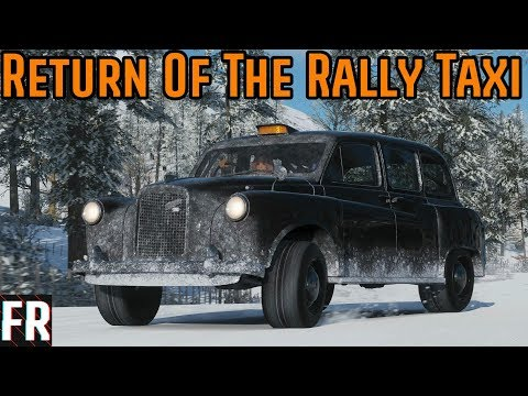 Forza Horizon 4 - Return Of The Rally Taxi thumbnail