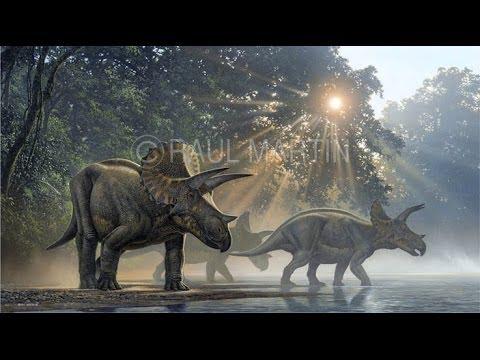 "Mundo Saurio: ""Triceratops"""