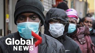 Coronavirus outbreak: Canada lacking COVID-19 data on racialized communities