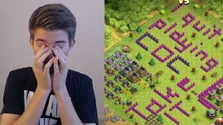 Re: Clash With Cam Cries, Quits Clash of Clans - Is Game Dead???