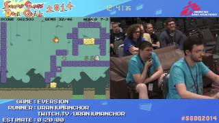 Summer Games Done Quick 2014 - Part 70 - Eversion