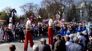 Открытие курортного сезона в Евпатории - 1 мая 2015 года!(1 мая 2015 год в Евпатории состоялось открытие курортного сезона. Встреча Посейдона - торжественная церемони..., 2015-05-01T12:57:47.000Z)