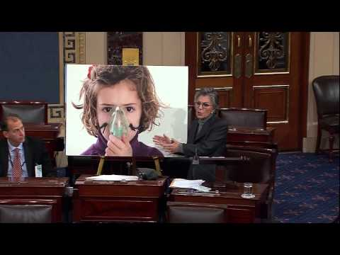 Senator Boxer's Speaks Out Against Keystone XL Pipeline