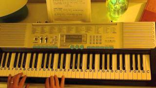 How to Play ~ La Bamba ~ Slow Mo ~ Ritchie Valens ~ LetterNotePlayer ©