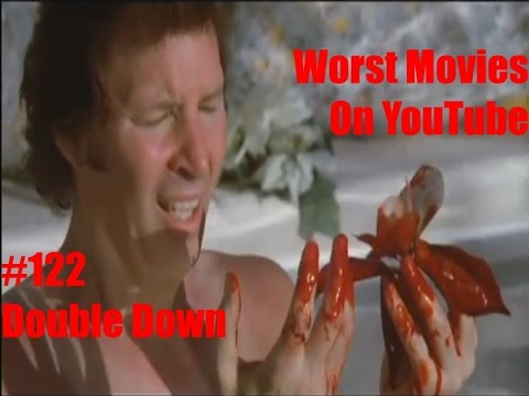 "Worst Movies On YouTube #122- ""Double Down"" Review"