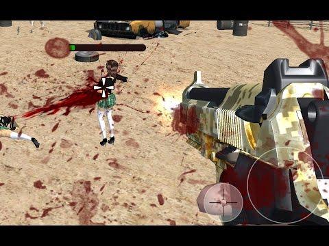 игры для мальчиков стрелялки с кровью