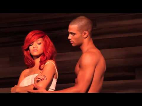 Rihanna - California King Bed - Behind The Scenes