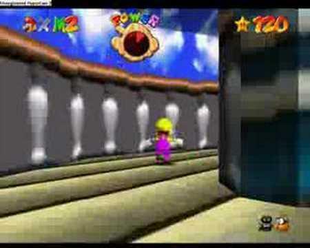 <b>Super Mario 64 Gameshark codes</b> - YouTube