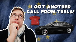 My EU Model 3 got delayed!