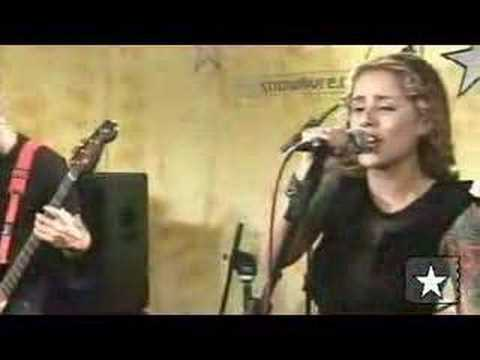 """Messalina blues"" - Madame Saatan no Estúdio Showlivre 2008"