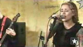 """Messalina blues"" - Madame Saatan no Estúdio Showlivre 2008"