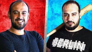 ENİS vs. BUĞRA // En İyi JOKER Performansı - Dövüş Kulübü #16